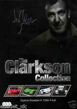 The Clarkson Collection DVD Region 2 BRAND NEW Jeremy Clarkson Cars Drive