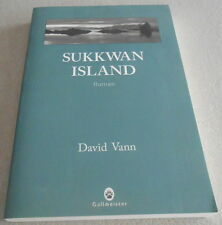 DAVID VANN / SUKKWAN ISLAND ..Ed originale 2010