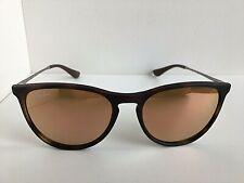 New Ray-Ban Kids RJ 50mm Brown Mirrored Boys Sunglasses No case