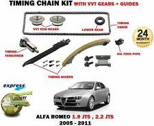Alfa Romeo 156 147 2.0TS JTS Timing Belt Kit arbre d/'équilibrage ceinture Kit