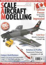 Scale Aircraft Modelling V32 N5 F-86 Canada CF-5B Hasegawa CF 188A Hornet CF-5