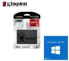 """480GB SSD 2.5"""" SATA 3 Internal SSD FOR Laptop & PC with Windows 10 PRO Installed"""