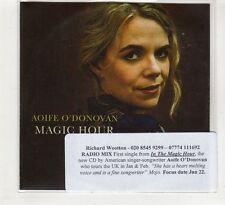 (HE116) Aoife O'Donovan, Magic Hour - 2016 DJ CD