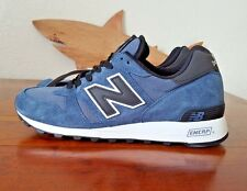 New Balance Classic 1300 Heritage  M1300CHR  Made in USA - Blue Black - SIZE 7.5