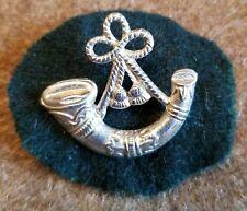 1 OXF& BUCKS cap (beret)  OBLI proper beret badge for 2 OBLI (airlanding)