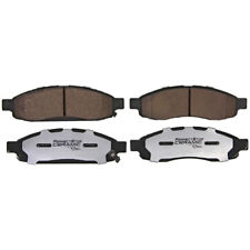Disc Brake Pad-Brake Pads Perfect Stop PC1063