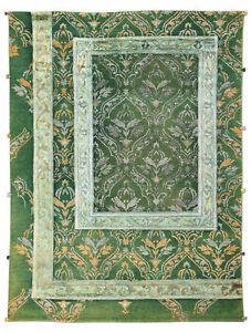 "Sumak 5'7"" x 7'10"" Hand Knotted Oriental Contemporary Silk & Woollen Area Rugs"