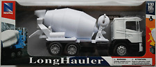 Newray-Scania r124/400 camión mezclador de cemento blanco 1:32/pista 1 nuevo/en el embalaje original