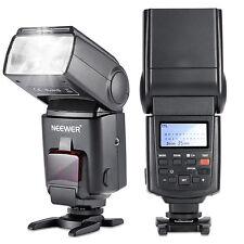 Neewer NW680/TT680 HSS Speedlite Flash E-TTL Camera Flash for Canon 5D MARK 2 6D