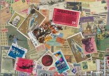 DDR (RDA) 10 diferentes sellos