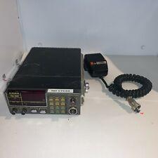 Azden PCS 2000 2 Meter Radio with PCM 2000 Microphone - Parts / Repair