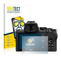 Pellicola di Vetro Temperato per Nikon Z 50 Protezione Schermo