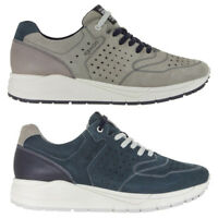 IGI & CO 11226 scarpe uomo nabuk francesine sneakers mocassini pelle camoscio