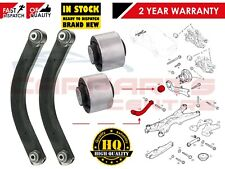 FOR VAUXHALL VECTRA C REAR TRAILING ARM SUSPENSION BUSH UPPER WISHBONE ARMS