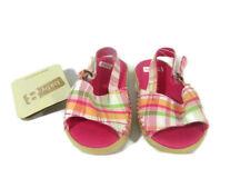 Crazy 8 Baby Girls Shoe Crib Sandal Size 2 Pink Infant New