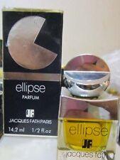 Vintage parfum ELLIPSE Jacques Fath 14ml parfum rare Винтажные духи ЭЛЛИПСЕ