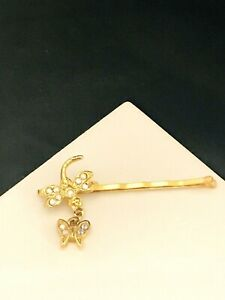 KIRKS FOLLY Bobby Pin Dragonfly and Butterfly Design KFB