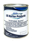 Us Marine Products - Topside Paint - Red Quart