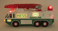 REDUCED---1996 Hess Emergency Toy Truck-sounds/head/tail running lights MINT-NIB