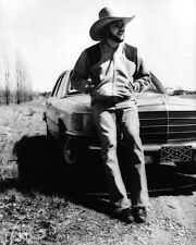 American Country Singer HANK WILLIAMS JR Glossy 8x10 Photo Portrait Print