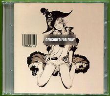 TV Mania BORED WITH PROZAC/INTERNET (U-4-E-R Edition) 18-trk promo #-ed CD DURAN