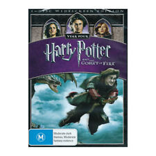 Harry Potter and the Goblet of Fire - Year Four DVD