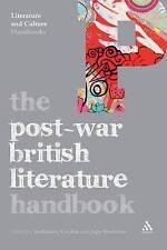 The Post-War British Literature Handbook by Bloomsbury Publishing PLC...