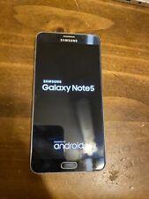 Samsung Galaxy Note5 SM-N920 - 32 GB - Black (Verizon) Smartphone