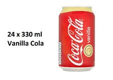 Coca Cola Vanilla 24 x 0,33L Dosen Jetzt nur € 24,40
