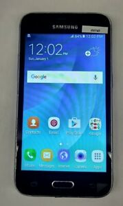SR Samsung GALAXY Amp 2 (J120AZ) 8GB Black Cricket Wireless Locked