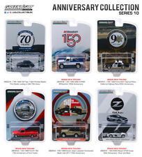Greenlight 1/64 Anniversary Collection Series 10 Cars & Trucks 28020