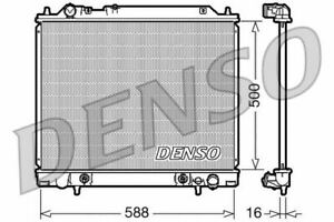 DENSO ENGINE COOLING RADIATOR FOR A CHEVROLET VERANEIO CLOSED OFF-ROAD 3.9 66KW
