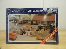 POLA, MODEL BUILDING, BAY WA MATERIALS STORE, HO SCALE, KIT NUMBER HO845