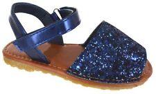24 Scarpe sandali blu per bambine dai 2 ai 16 anni
