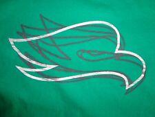 Hawk Green T Shirt L Free US Shipping