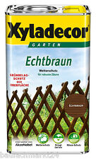5 L Xyladecor Echtbraun Ca. 56m²