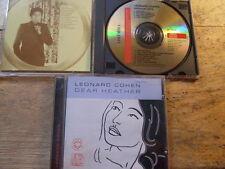Leonard Cohen [2 CD Alben] Greatest Hits / Gold + Dear