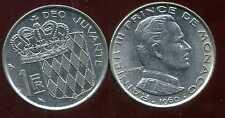 MONACO 1  franc 1960
