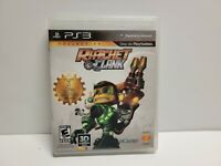 Ratchet & Clank Collection (Sony PlayStation 3) PS3 CIB Complete TESTED
