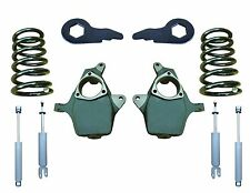 "00 - 06 Chevy / GMC SUV Models  4"" / 4"" Lowering Drop Kit w/ Shocks"