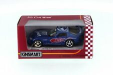 Dodge Viper Race Car #03, Blue - Kinsmart 5039FWBU - 1/36 Scale Diecast Toy Car