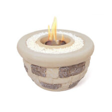 Tischkamin Kamin für Außen + Innen * Bio Ethanol Kamin * 25 cm * NEU und TOP