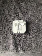 Apple iPhone 7 Plus, 8, X Original Earpods Headphones Lightning Connector OEM