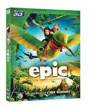 Epic (3D) (Blu-Ray 3D + Blu-Ray + DVD) 20TH CENTURY FOX
