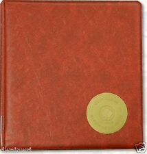 Unisafe 'Universal' Coin Album - Complete with Red Padded Binder $24.99