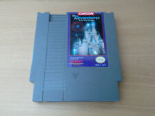 Disney Nintendo NES Video Games