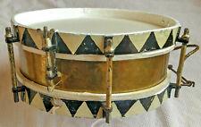 Caisse Claire - Tambour - Allemagne - avant 1936 - German Marching Snare Drum