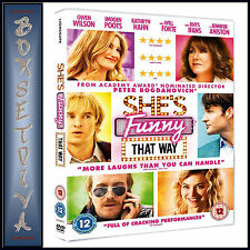 SHE'S FUNNY THAT WAY - Owen Wilson  **BRAND NEW DVD ***