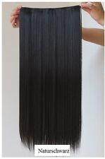 Haarverlängerung Haar clip-in gewellt glatt Extensions Haarteil Haarverdichtung