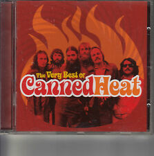 CD ALBUM CANNED HEAT / THE VERY BEST OF